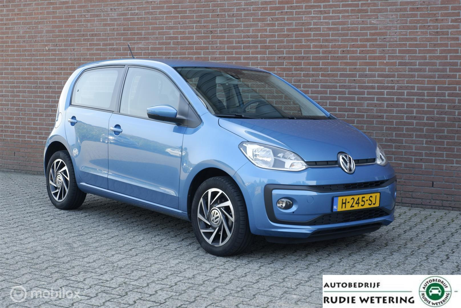 Volkswagen Up! 1.0 BMT 60PK 5Drs. Move Up! airco/cruise/tel/dab/pdc/lmv15