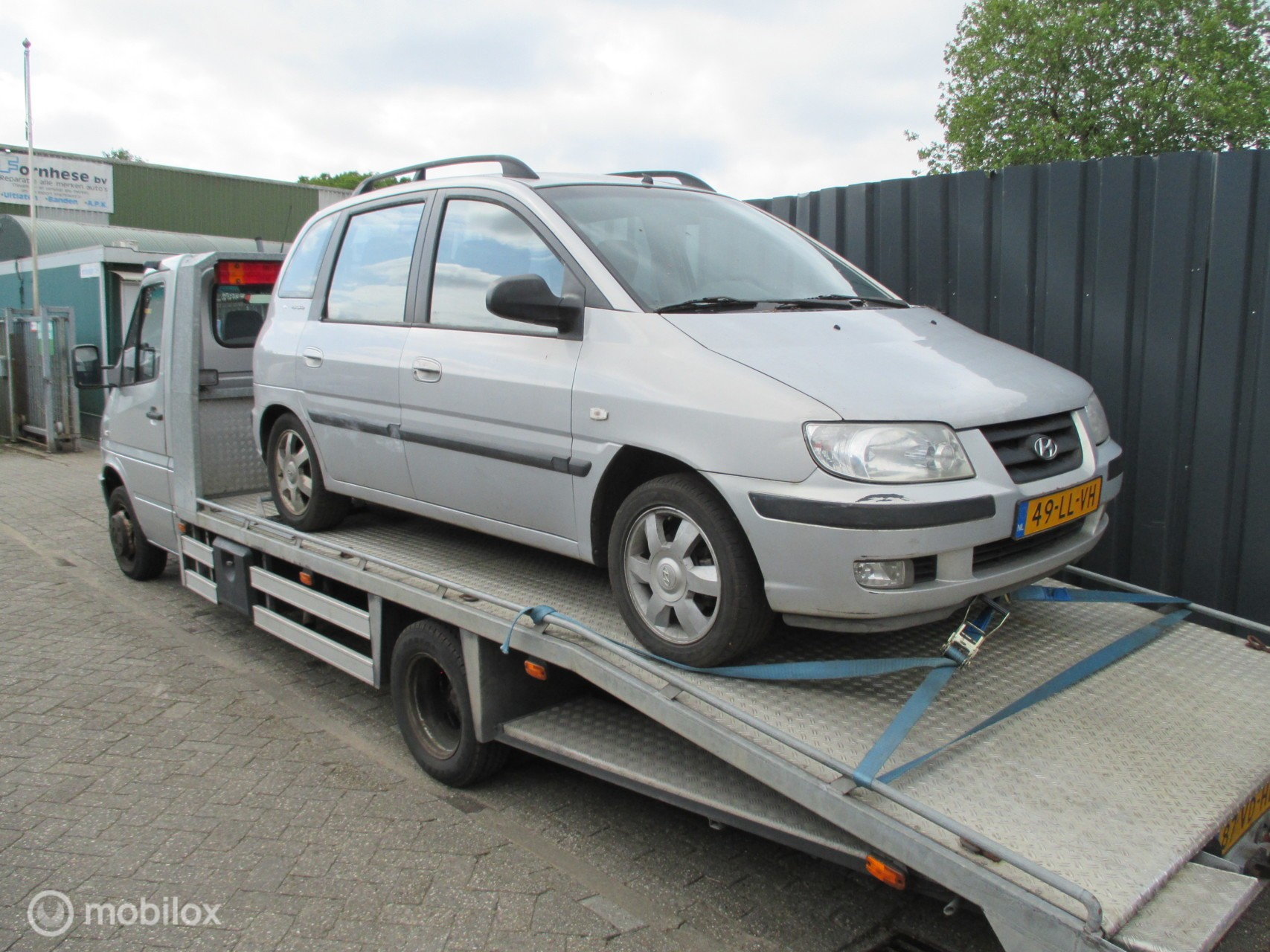 Onderdelen Hyundai Matrix 1.6i 2003
