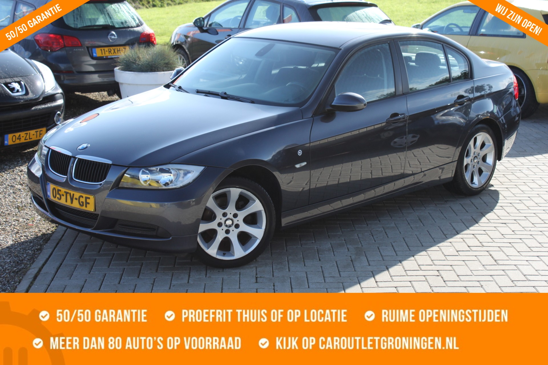 Caroutlet Groningen - BMW 3-serie 318i Executive | NAVI | CLIMA | CRUISE