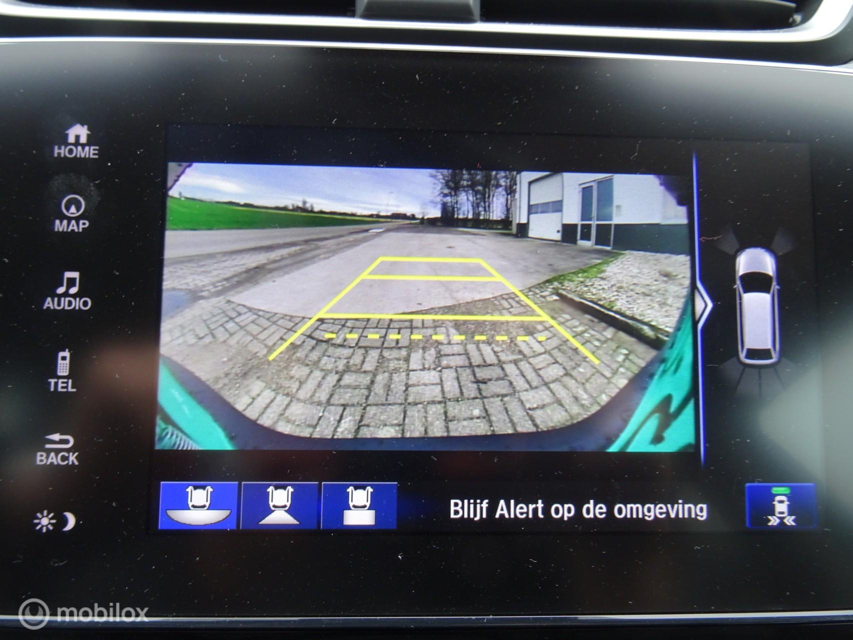 Honda CR-V 1.5 AWD Lifestyle 7p
