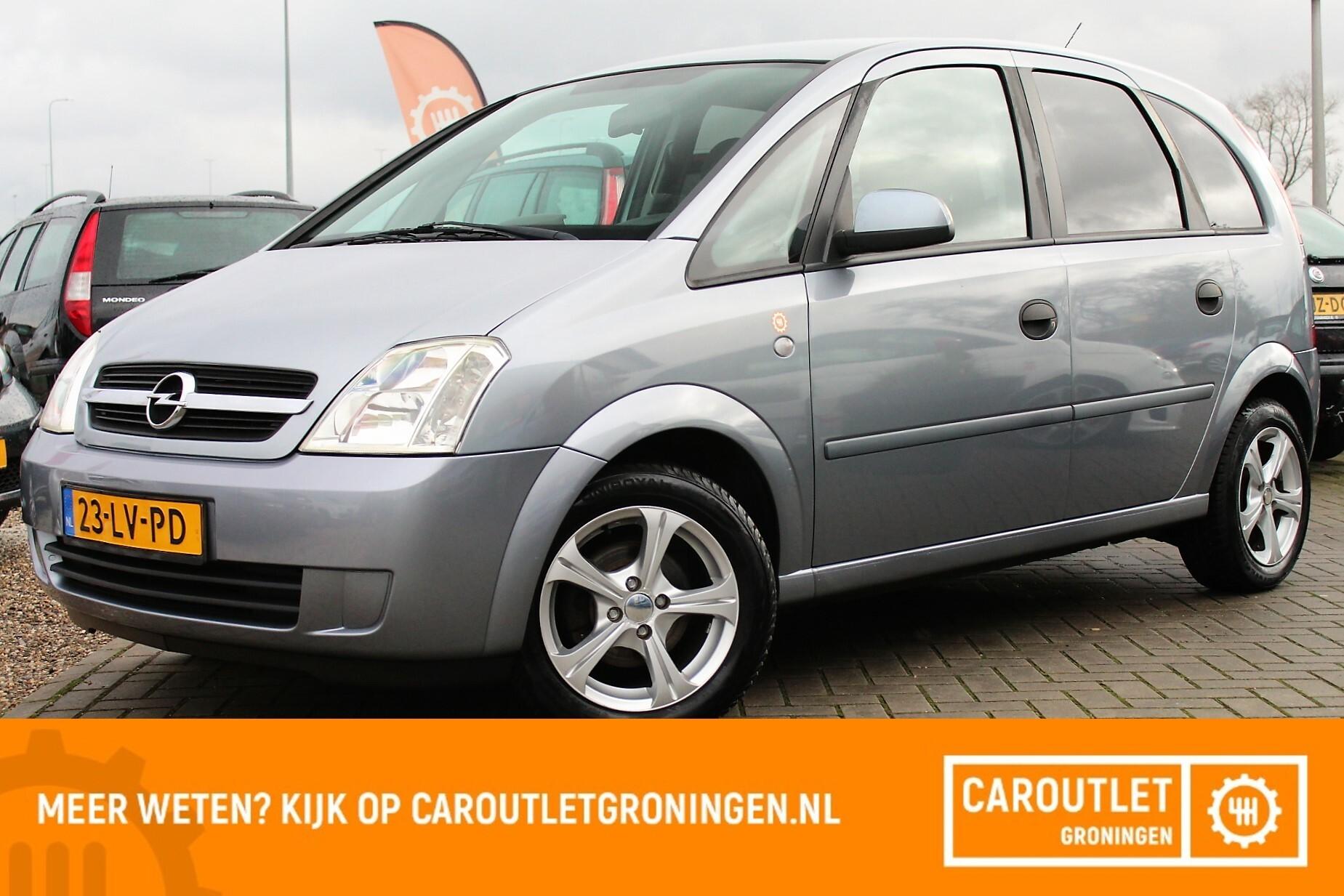 Opel Meriva 1.6 Cosmo   CRUISE   NW APK   2E EIGENAAR