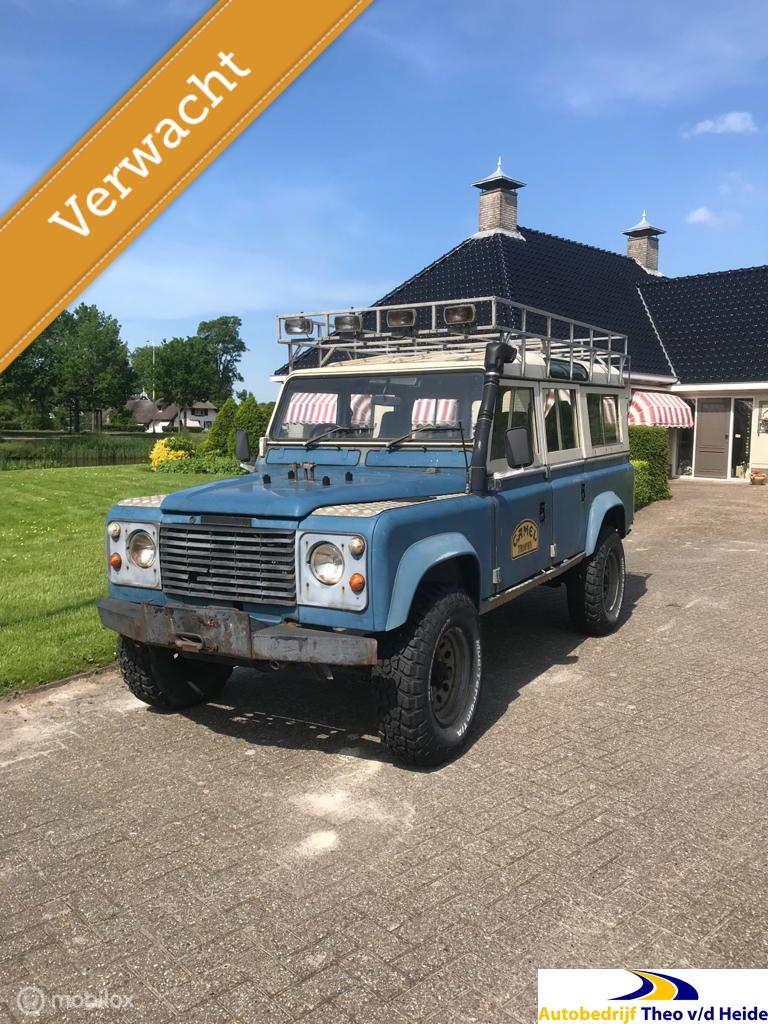 Land Rover DEFENDER 110 STAWAG COUNTY