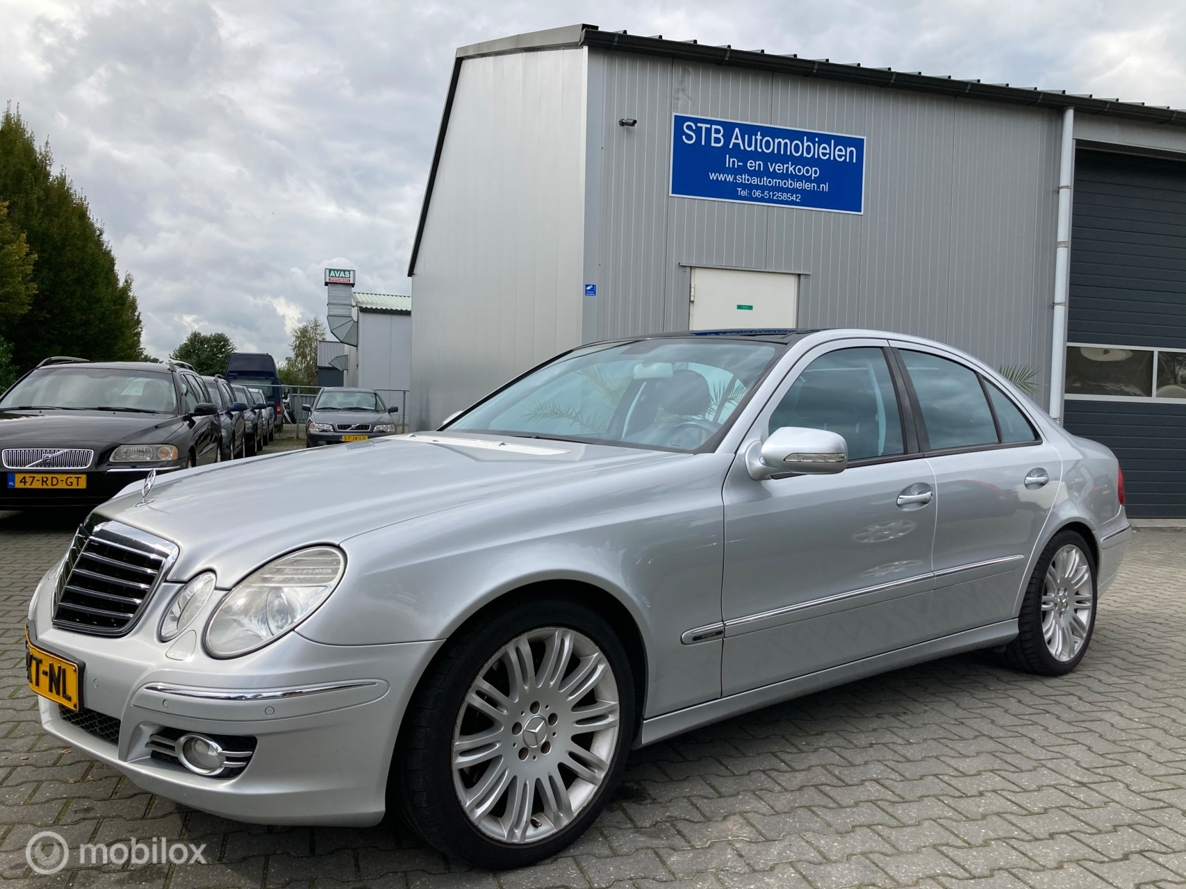 Mercedes E-klasse 280 CDI Avantgarde Weinig KM's 2e eigenaar