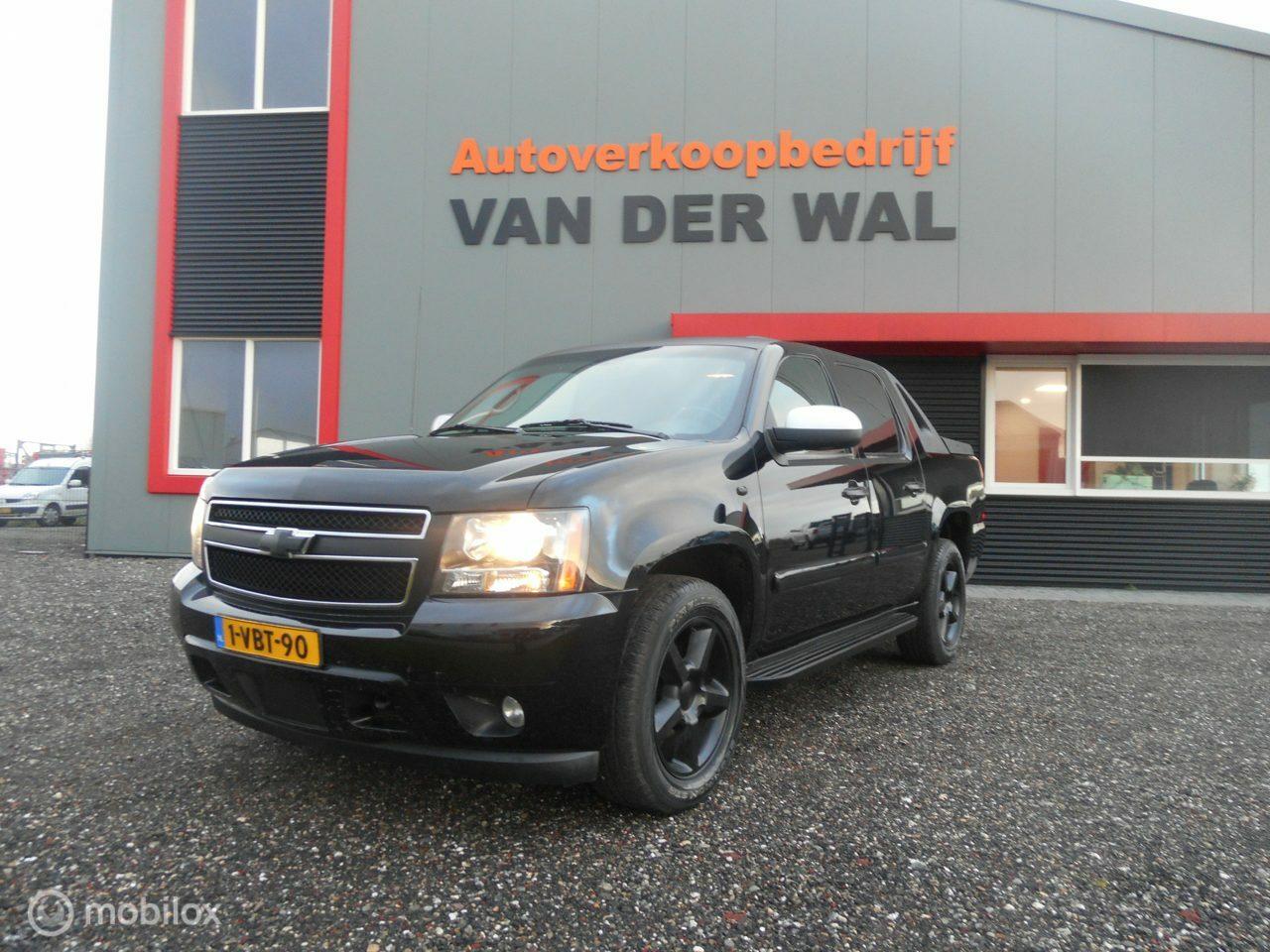 Chevrolet Avalanche - USA 5.3 V8 2WD KMGEEN MILS/LTZ/CLIMATECONTROL/LEER/NAVIGATIE