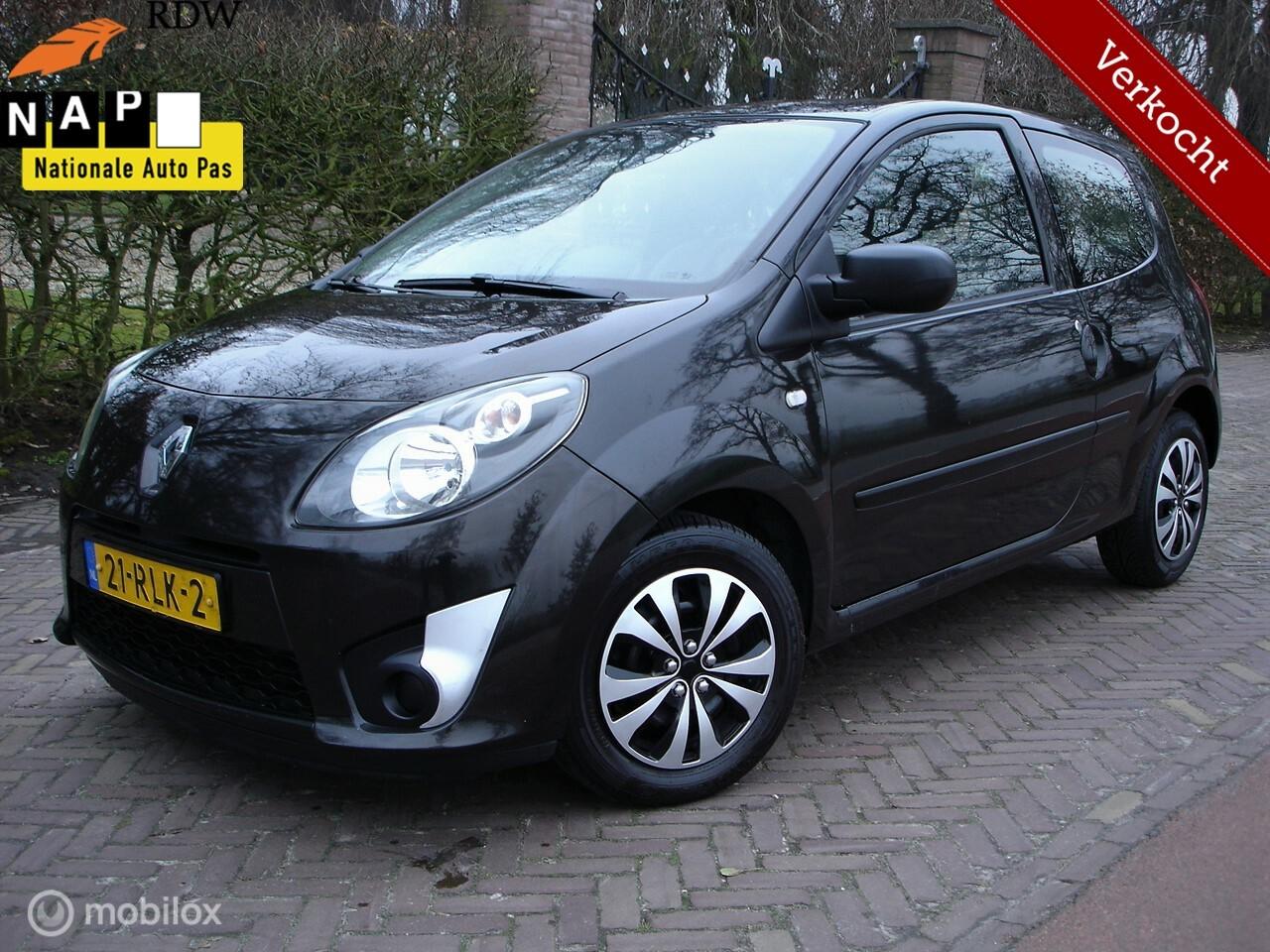 Renault Twingo 1.2-16V Authentique (Bj 2011')  Verkocht!