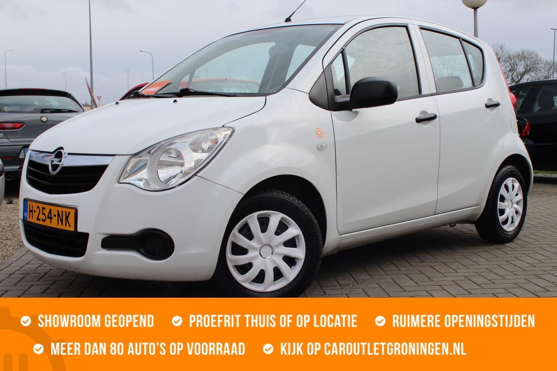 Caroutlet Groningen - Opel Agila 1.0 Edition | 2009 | CNG GAS | 5 DEURS | NW APK