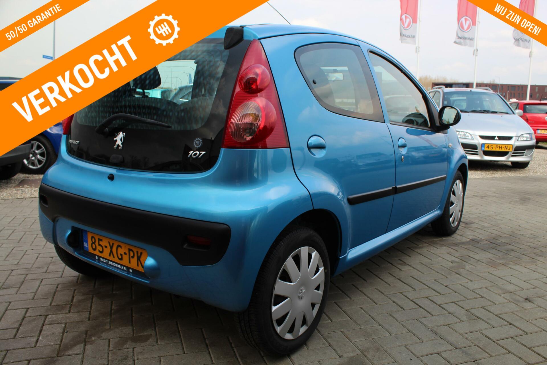 Caroutlet Groningen - Peugeot 107 1.0-12V XS | AIRCO | CRUISE