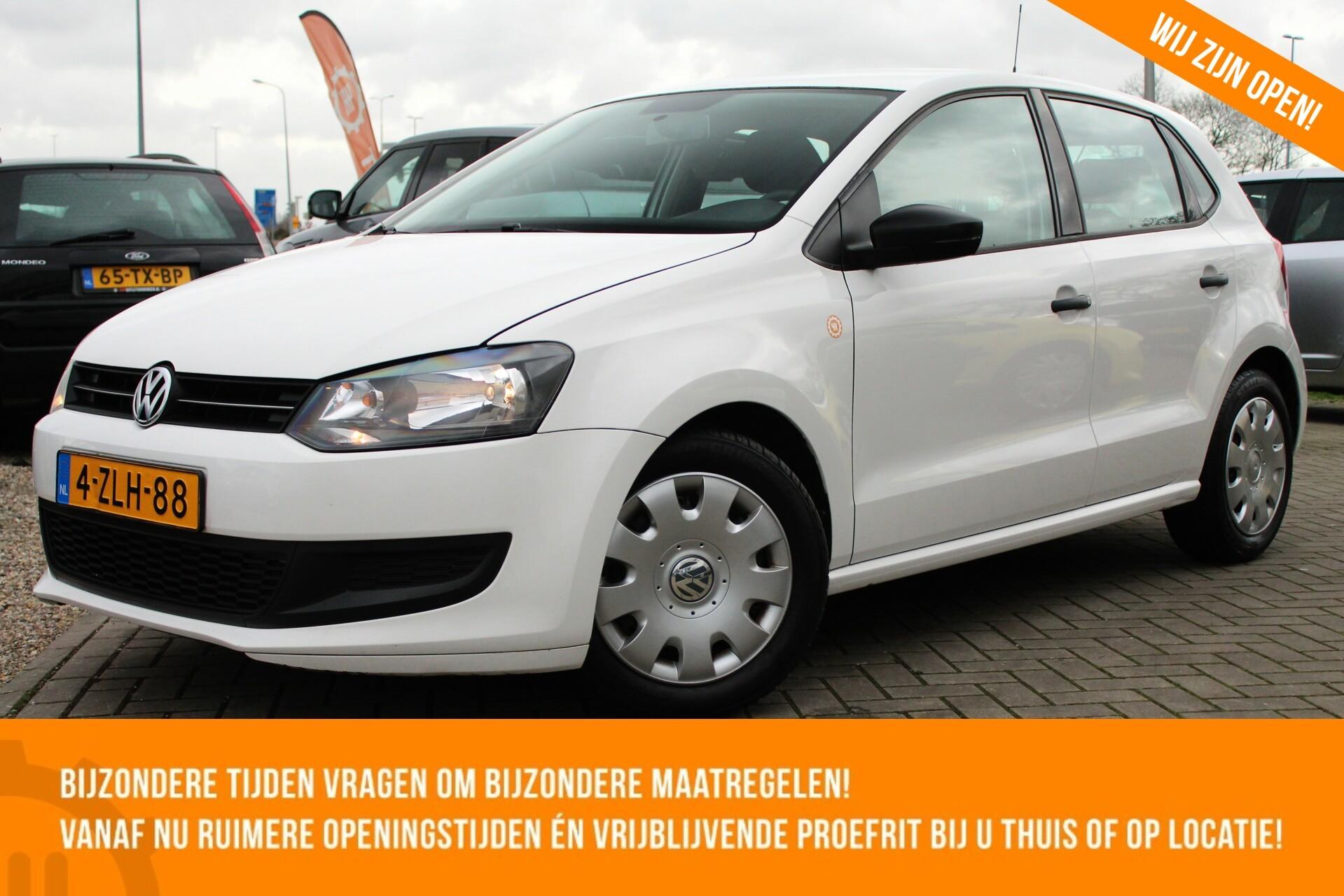 Caroutlet Groningen - Volkswagen Polo 1.2 Easyline   AIRCO   5 DEURS   ELEK PAKKET