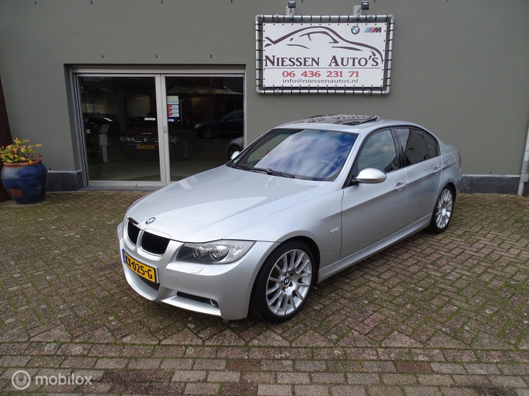 BMW 3-serie e90 320si Limited Edition Schuifdak/Nwe Ketting