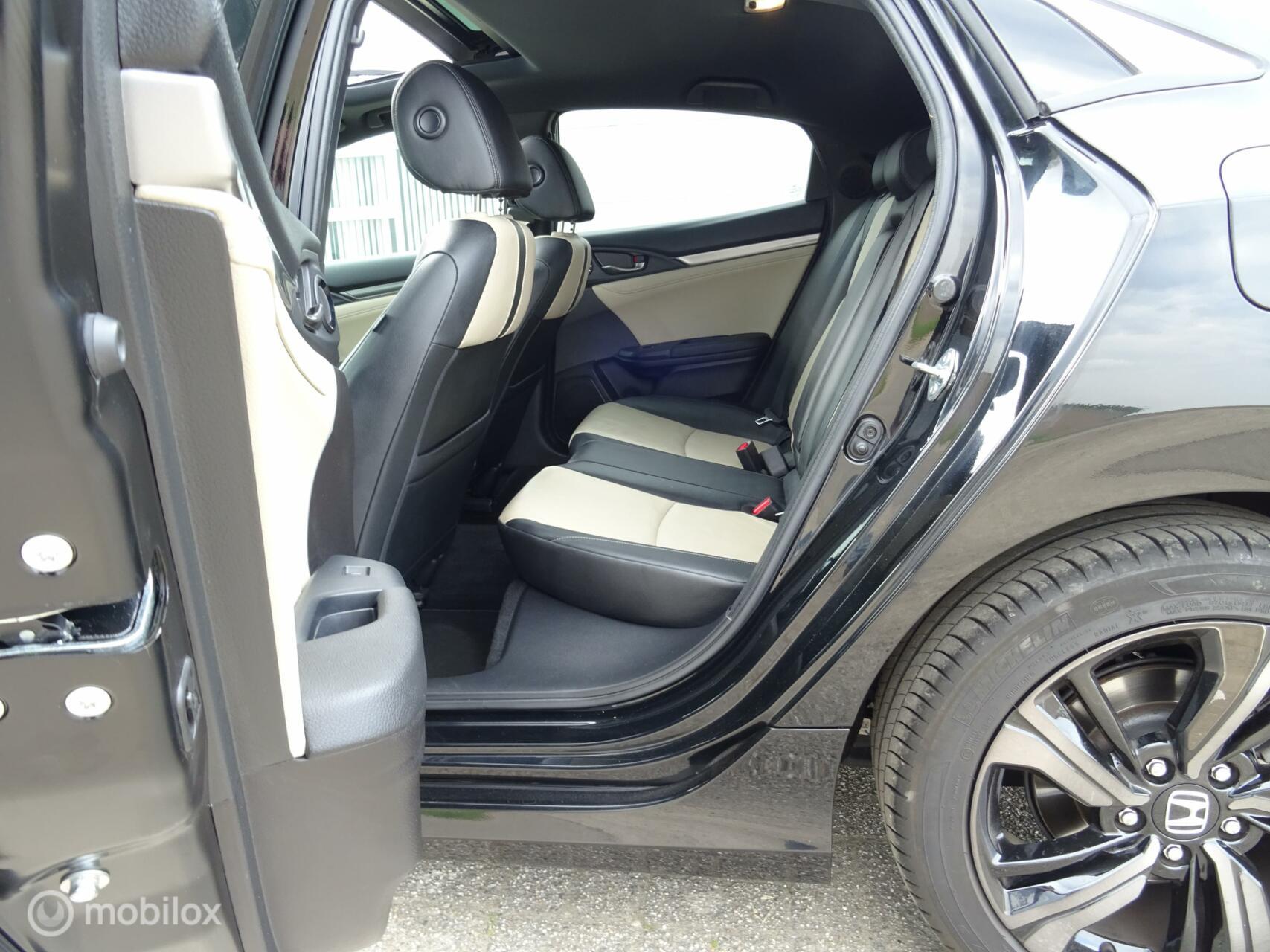 Honda Civic 1.5 i-VTEC Prestige