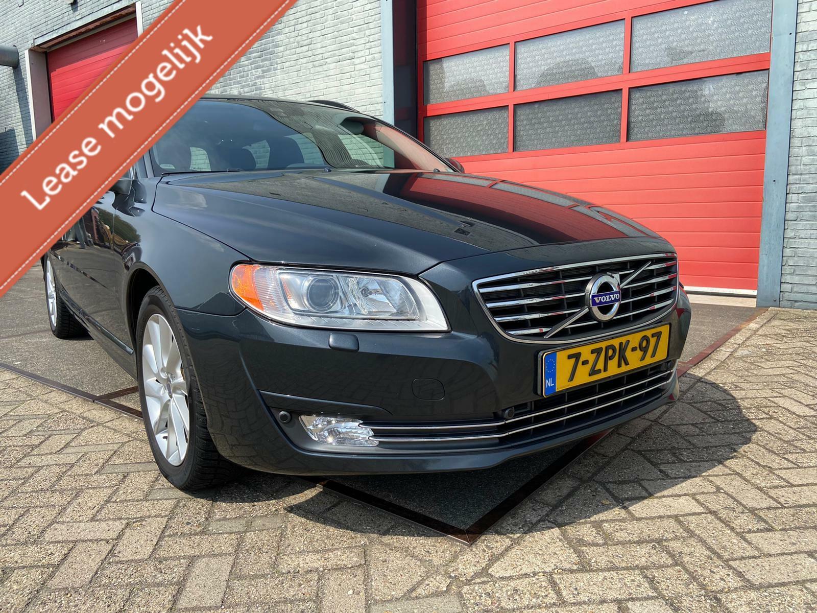 Volvo V70 1.6 D2 Autom. vanaf € 188.00 p/mnd te rijden
