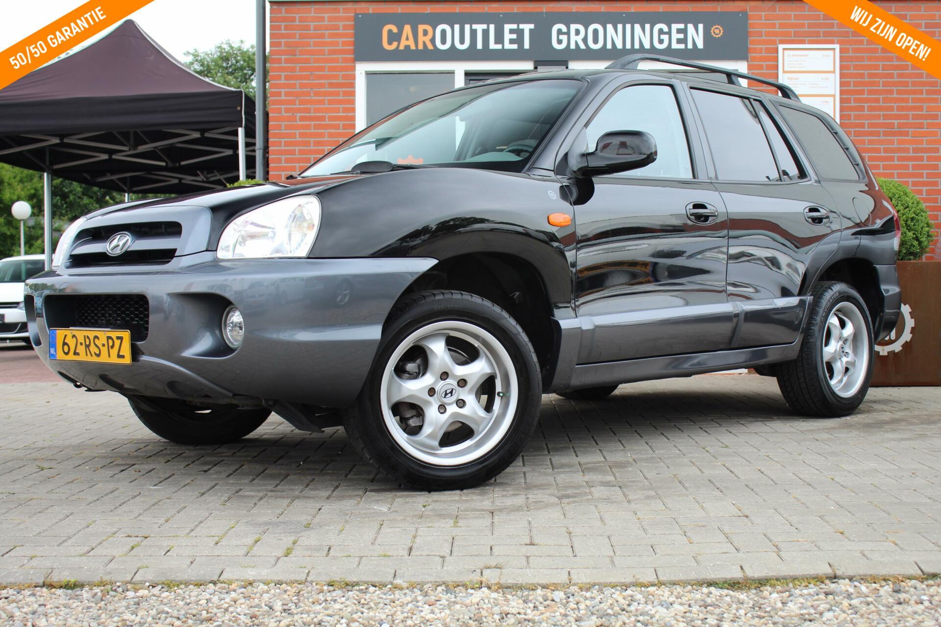 Caroutlet Groningen - Hyundai Santa Fe 2.0i-16V Dynamic | CLIMA | TREKHAAK | CRUISE