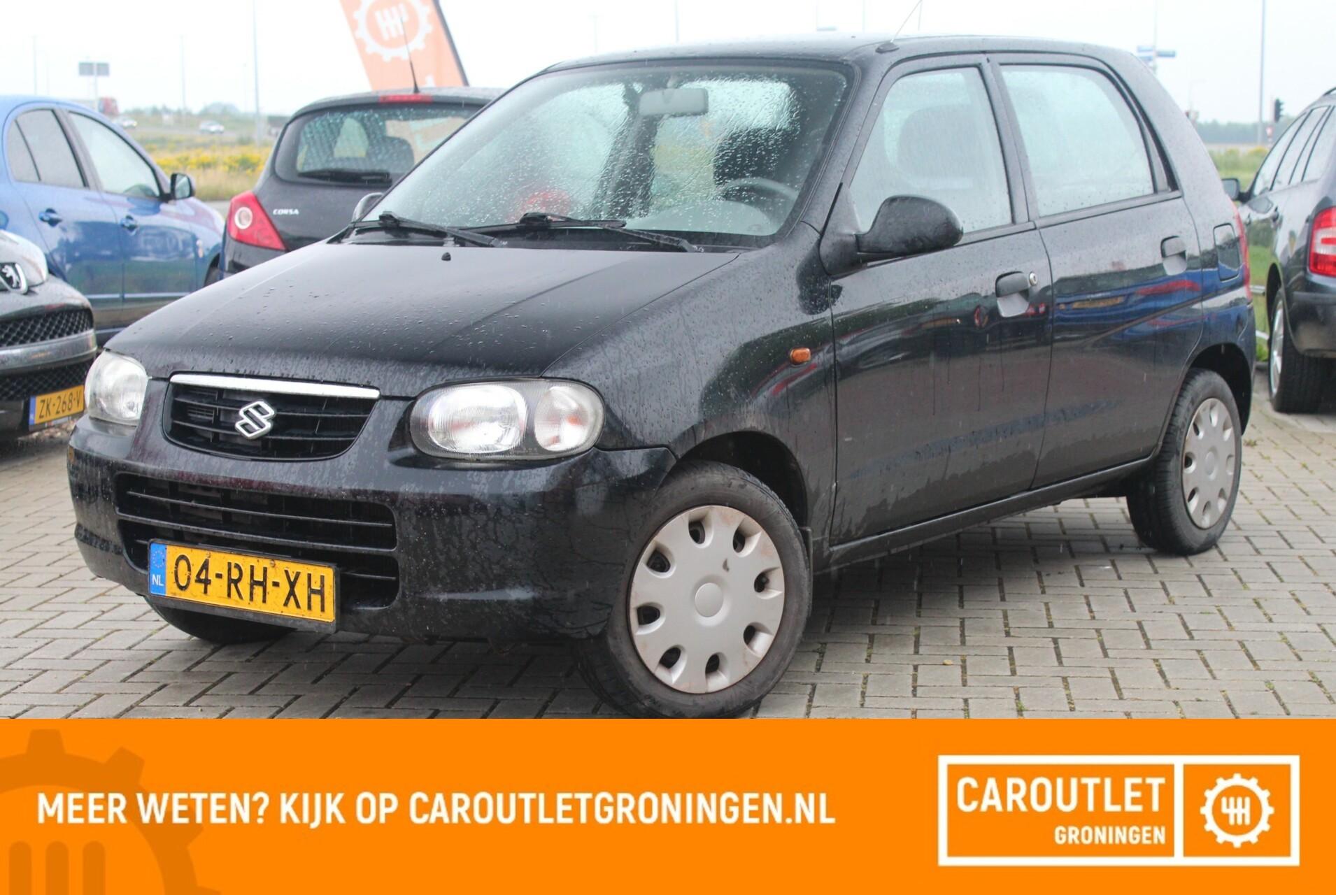 Caroutlet Groningen - Suzuki Alto 1.1 GX Spirit | 2005 | INRUILKOOPJE