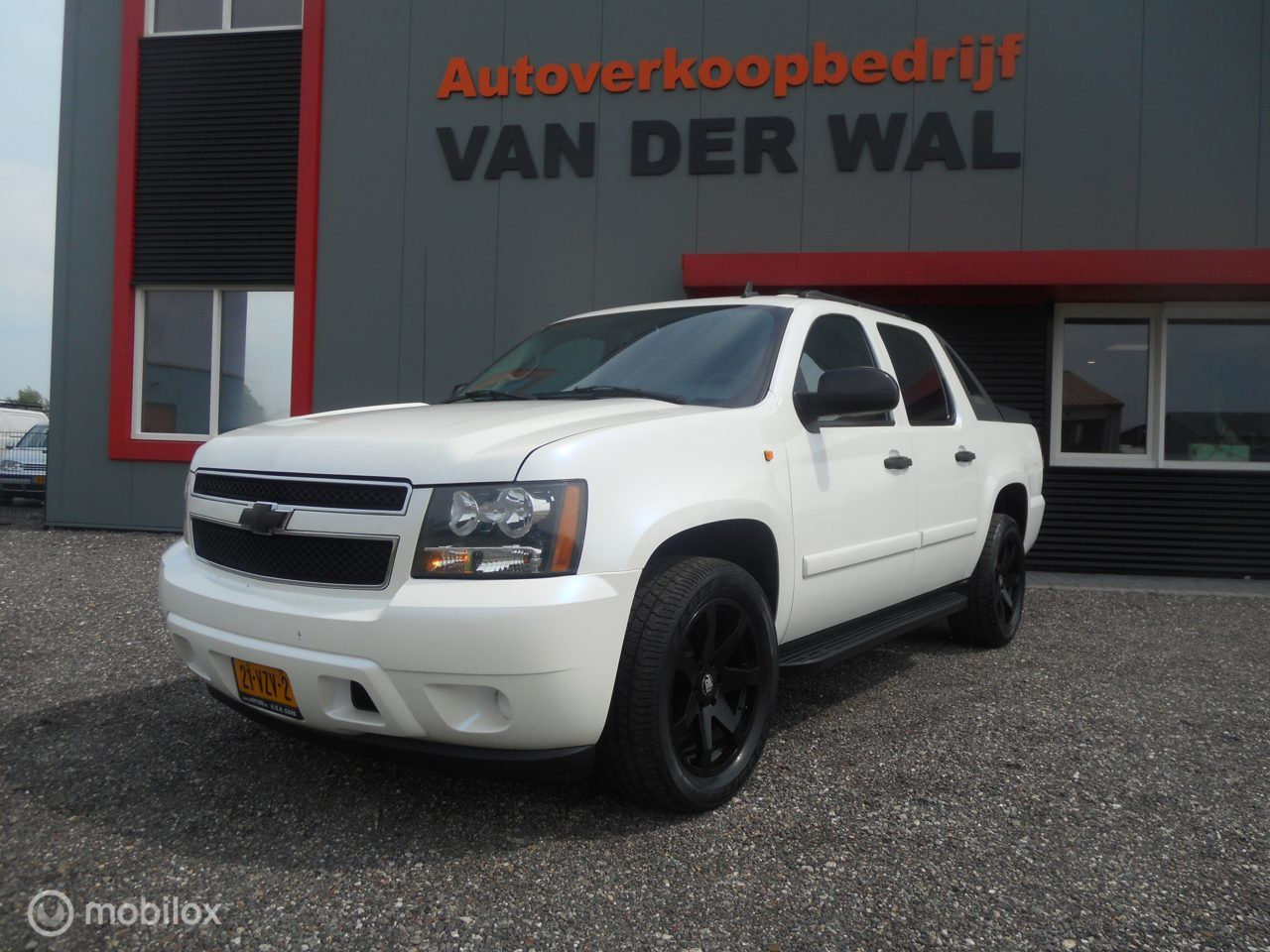Chevrolet Avalanche - USA 5.3 V8 2WD WIT PARELMOER GEWRAPTE/IN PERFECTE STAAT