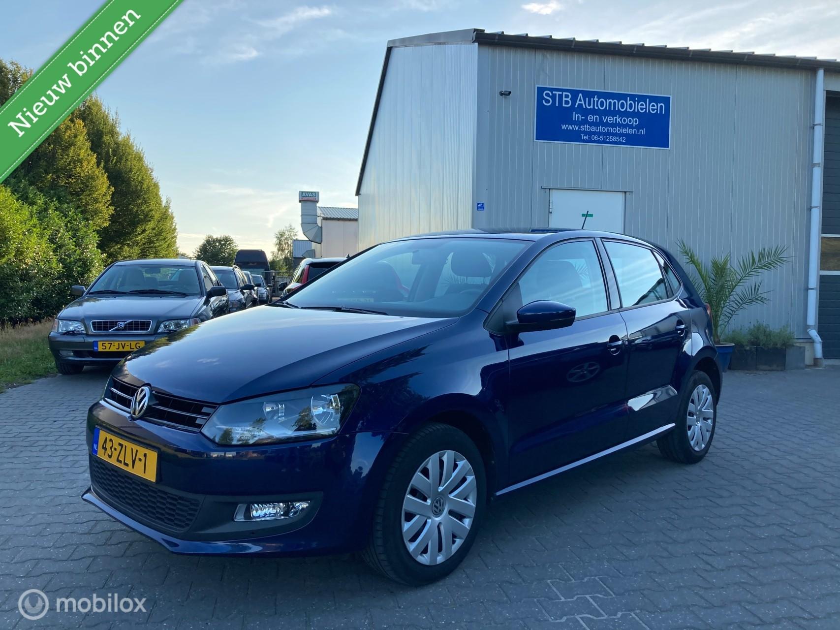 Volkswagen Polo 1.2 TSI BlueMotion Comfortline, Cruise