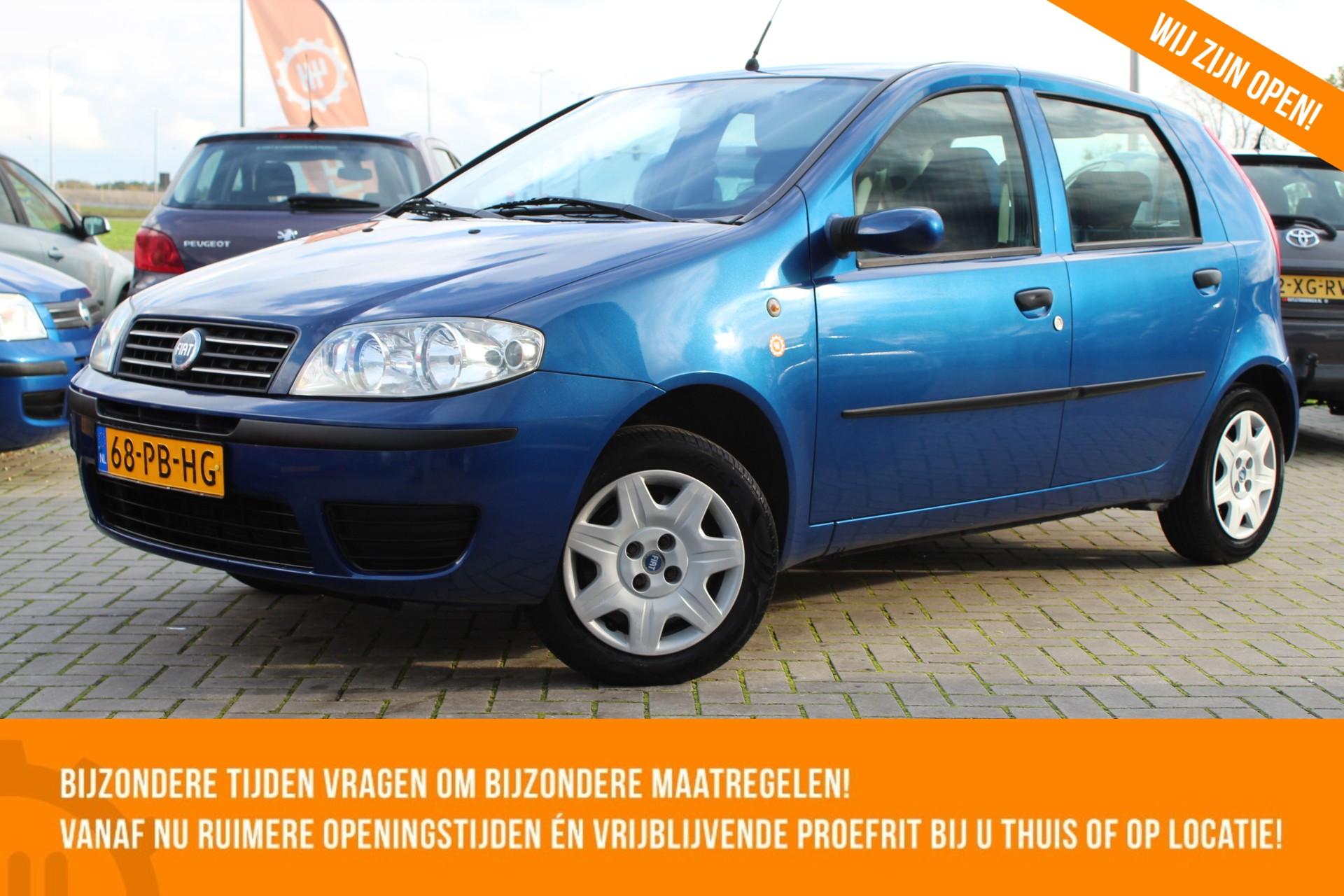 Caroutlet Groningen - Fiat Punto 1.2 Active | 2004 | AIRCO | 5 DEURS |
