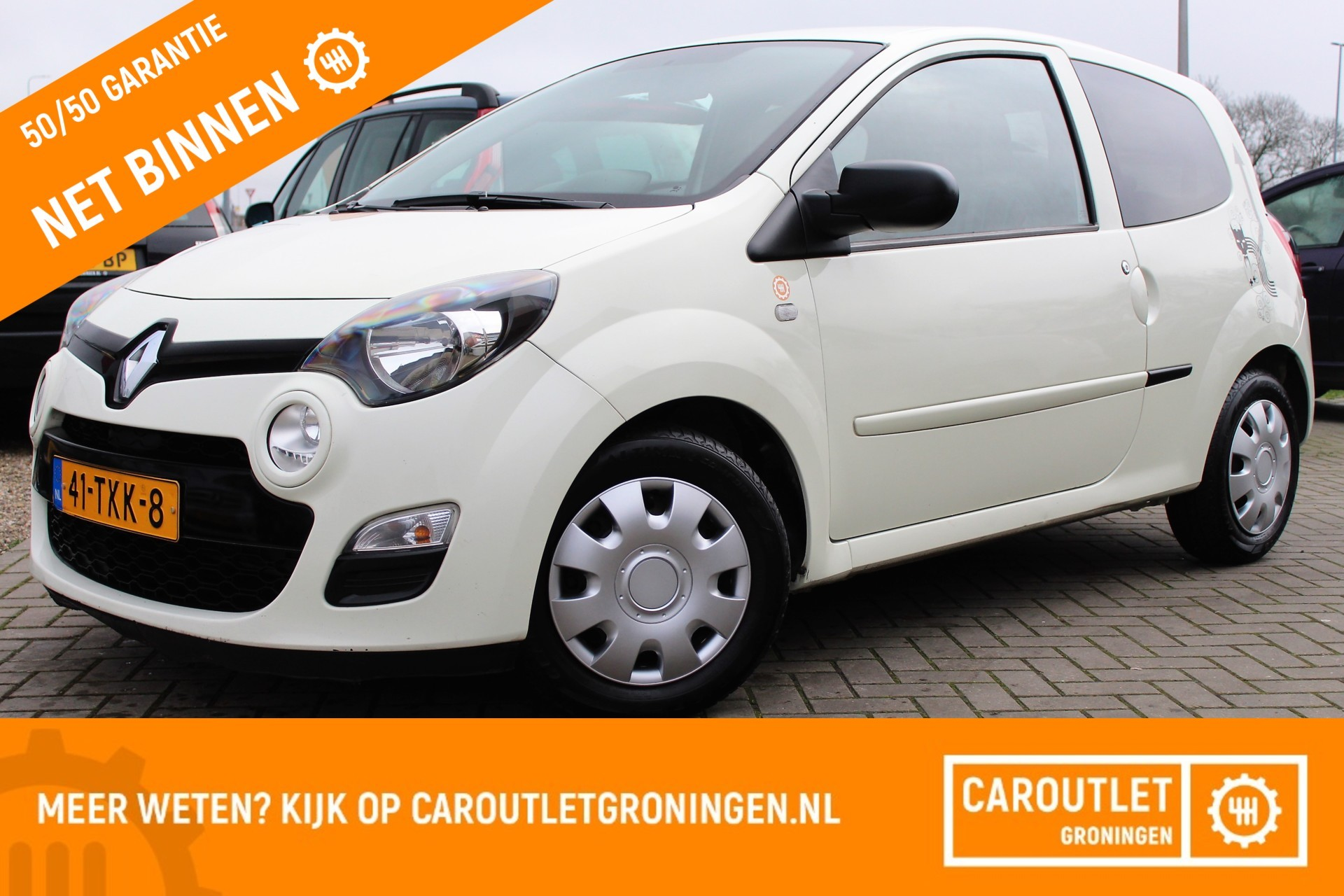 Renault Twingo 1.2-16V Night & Day   2012   AIRCO   CRUISE  