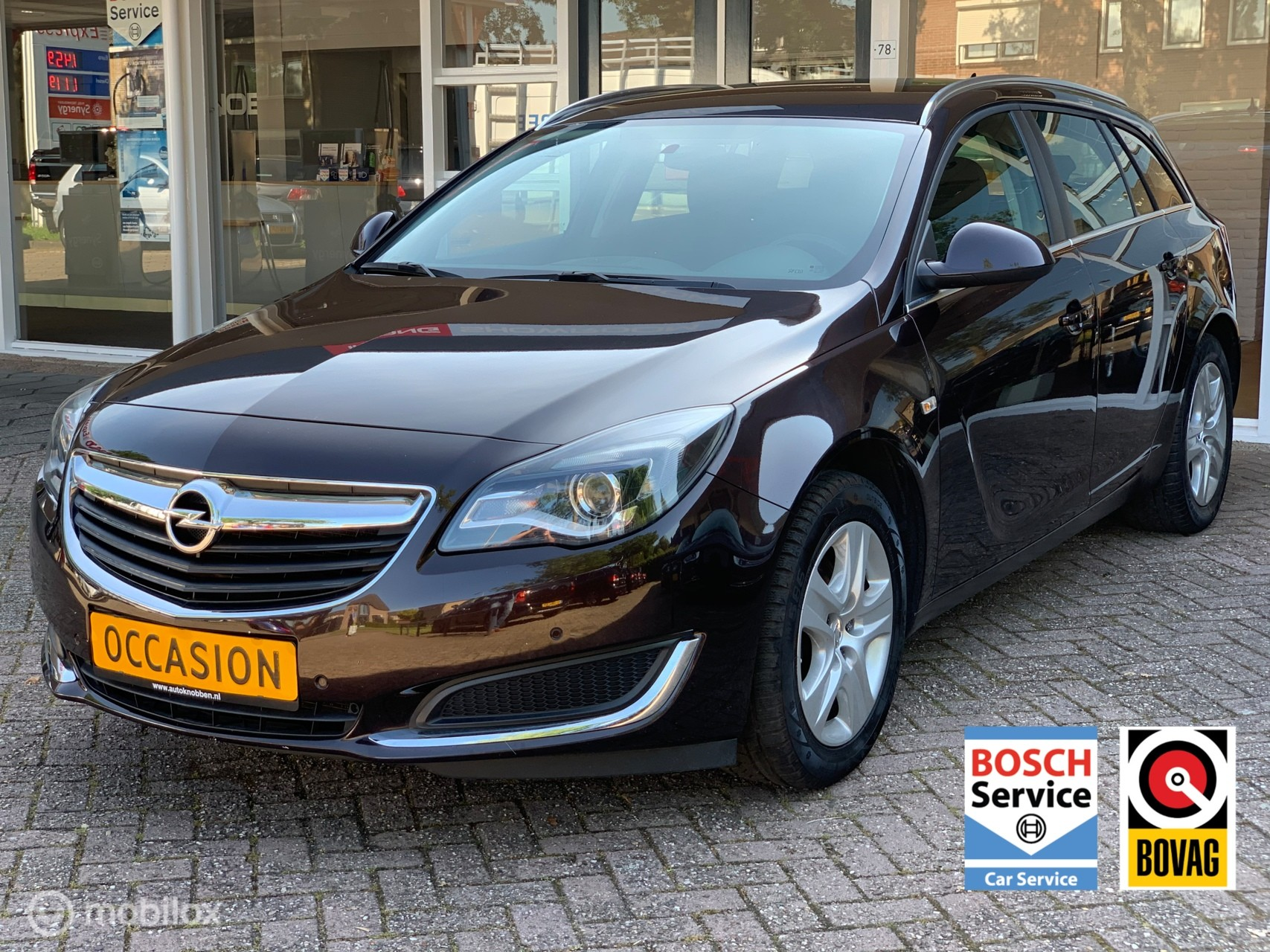 Opel Insignia Sports Tourer 1.6 T Business Executive, Led, Navi, Climat..