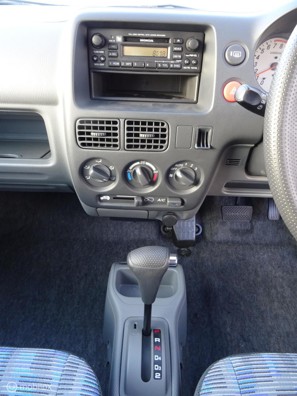 Honda Z Car Z600 4x4
