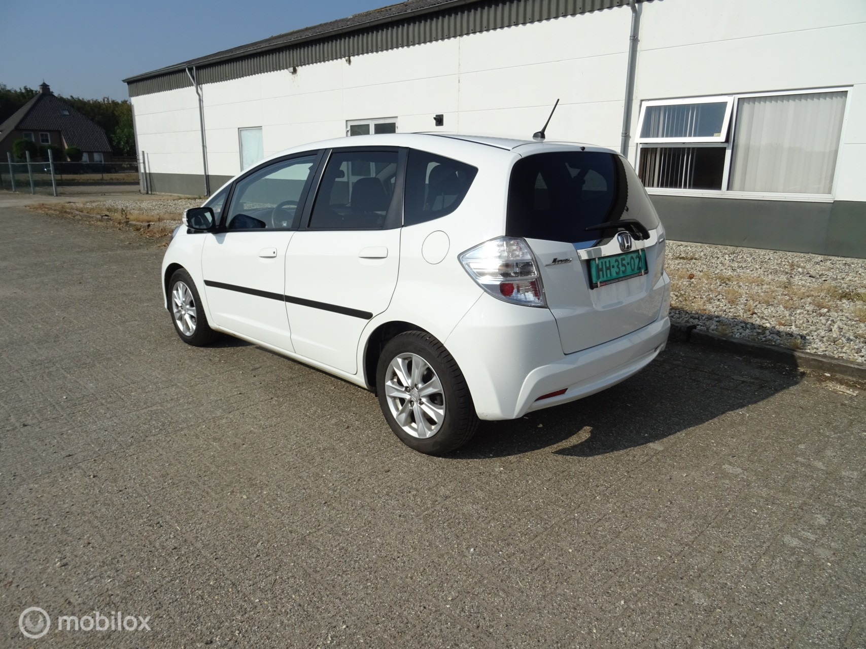 Honda Jazz 1.4 Hybrid Exclusive