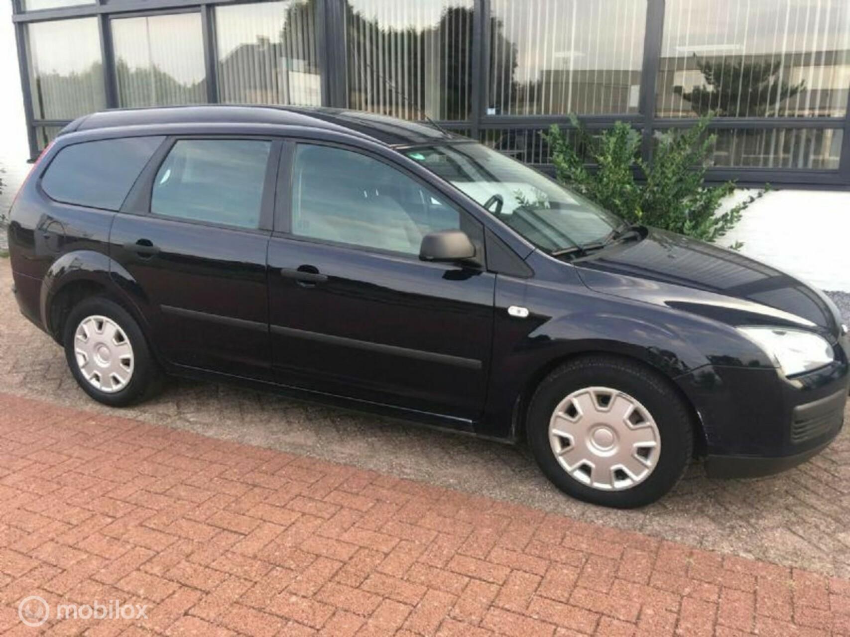 Ford Focus - Van 1.6 TDCI AUTOMAAT € 1750, - EX BTW