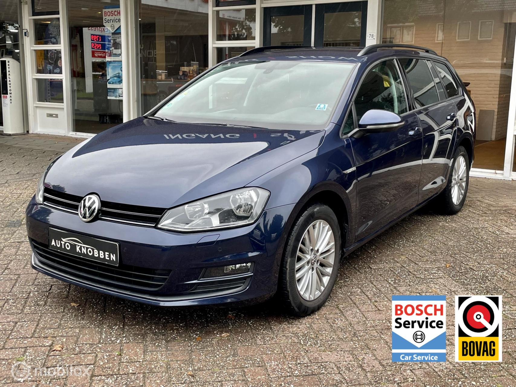 Volkswagen Golf Variant 1.4 TSI Cup, Climat, Pdc, Lm..