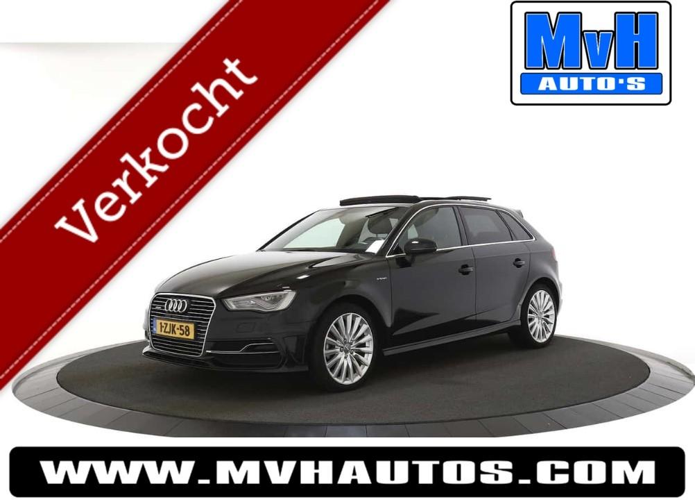 Audi A3 Sportback 1.4 e-tron S-LINE|PANO|18 INCH