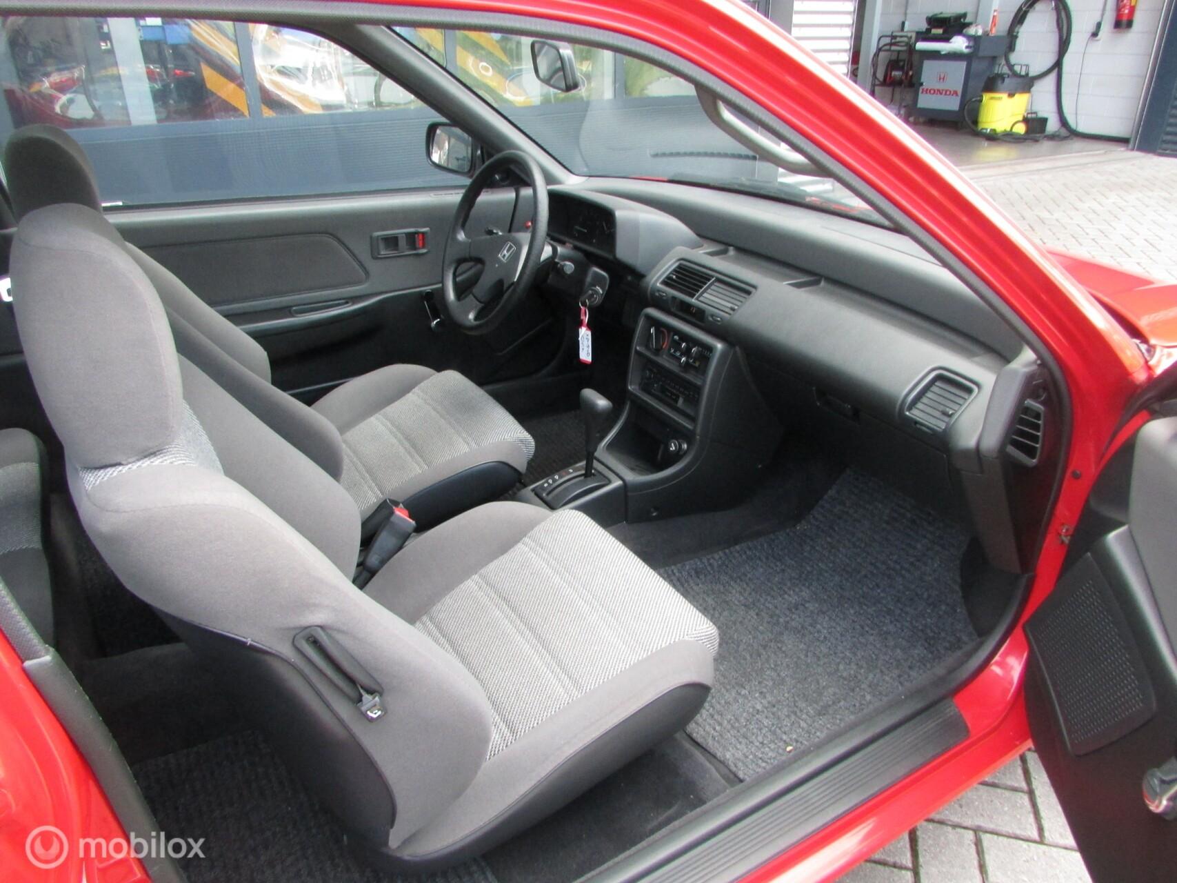 Honda Civic 1.5i GL kat.