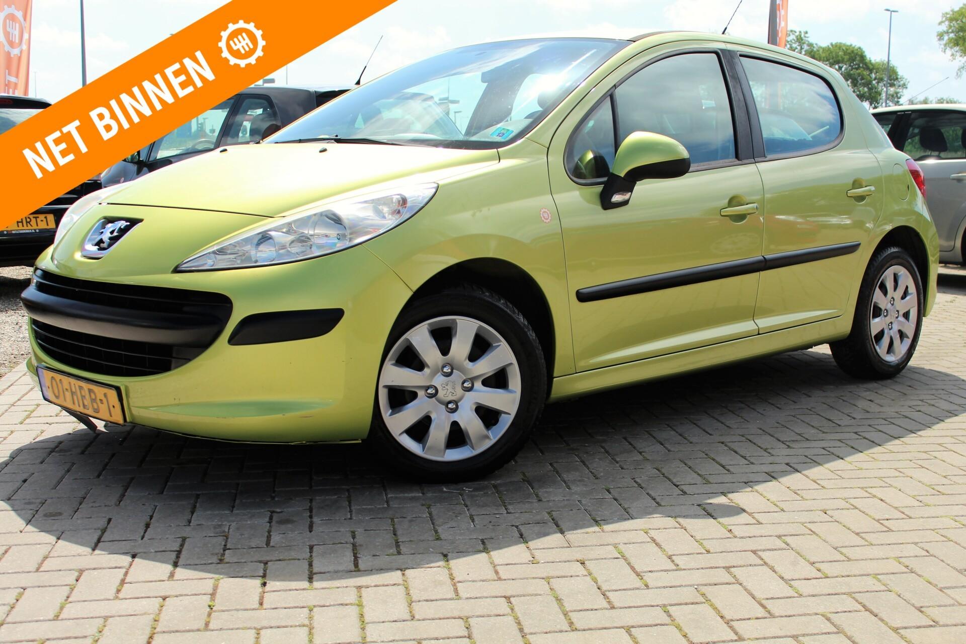 Peugeot 207 1.6 HDI Sublime   NW APK   CLIMA   CRUISE