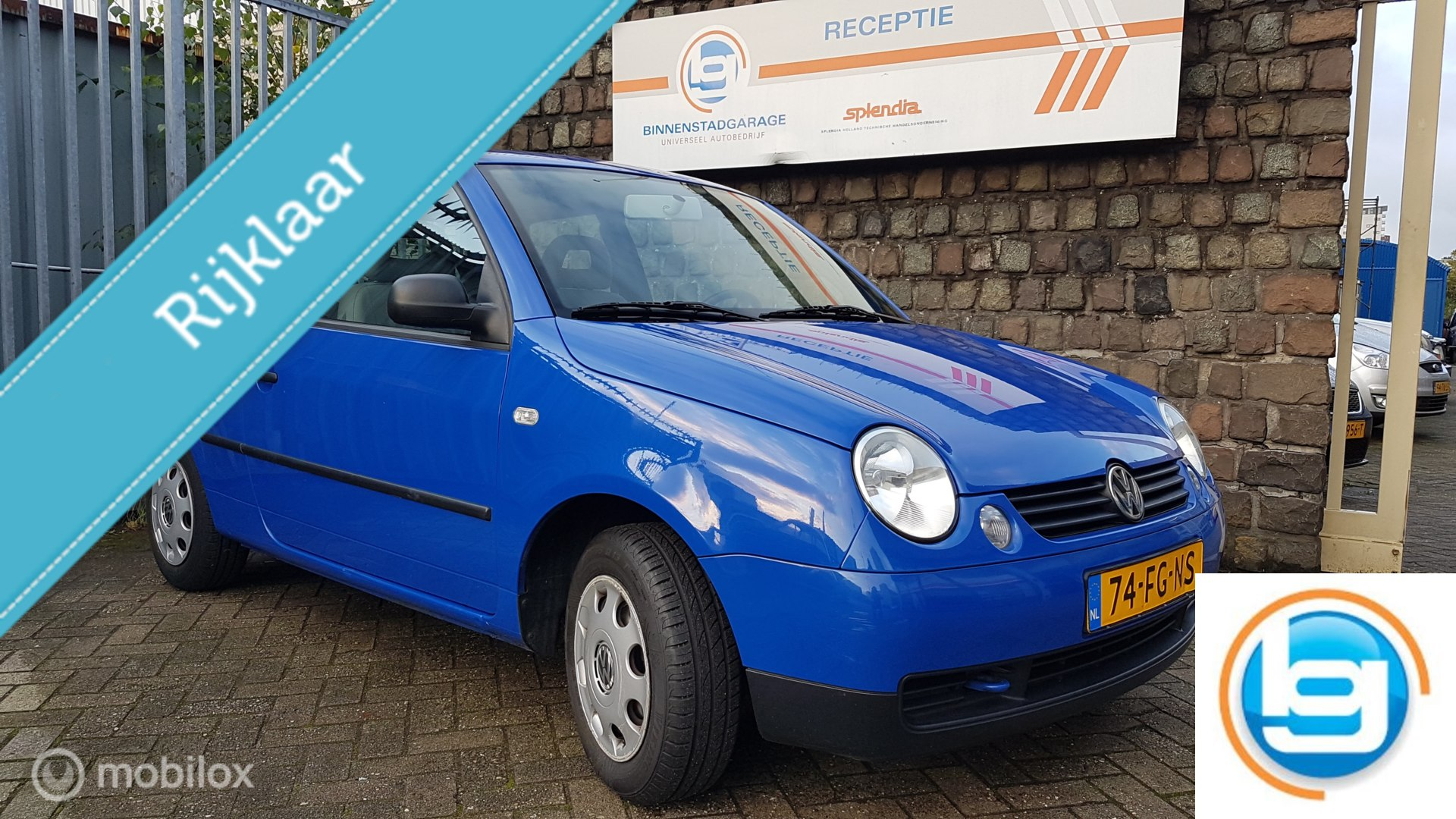 Volkswagen Lupo 1.4-16V