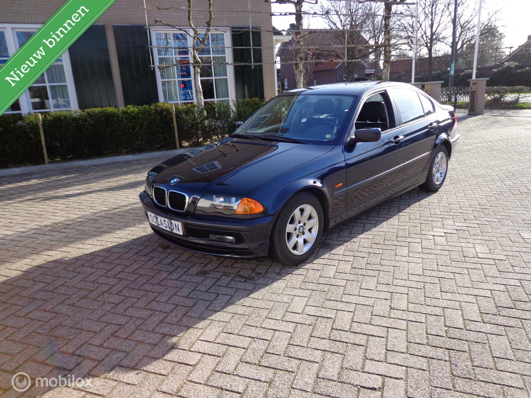 BMW 3-serie E46 320d