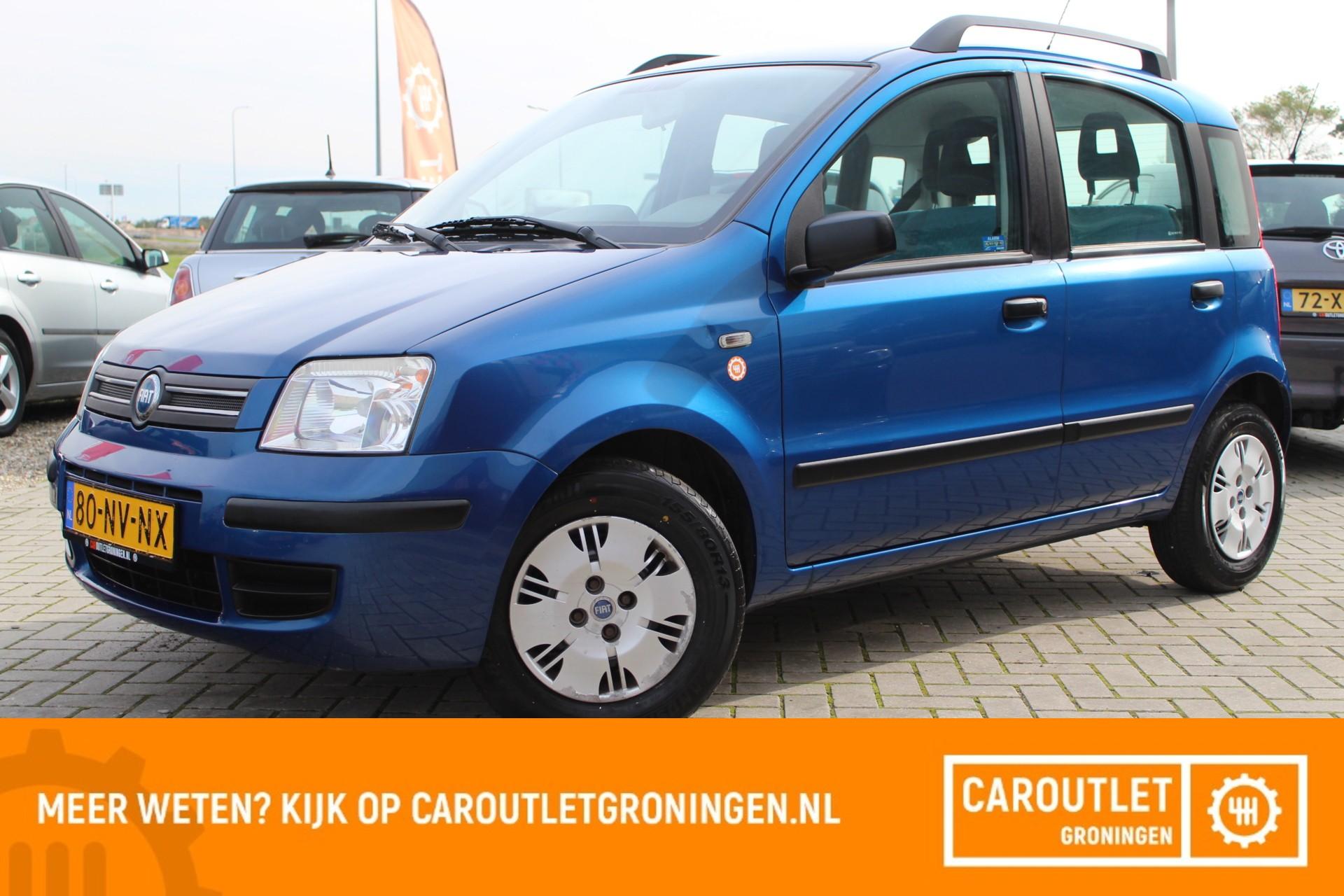 Caroutlet Groningen - Fiat Panda 1.2 Dynamic   ELEK PAKKET   NW APK   5 DEURS