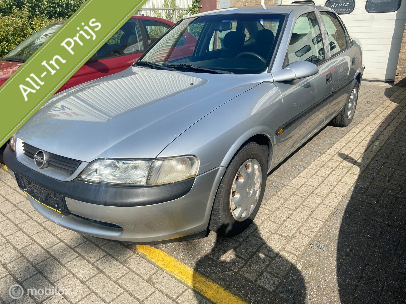 Opel Vectra 1.6i-16V CD