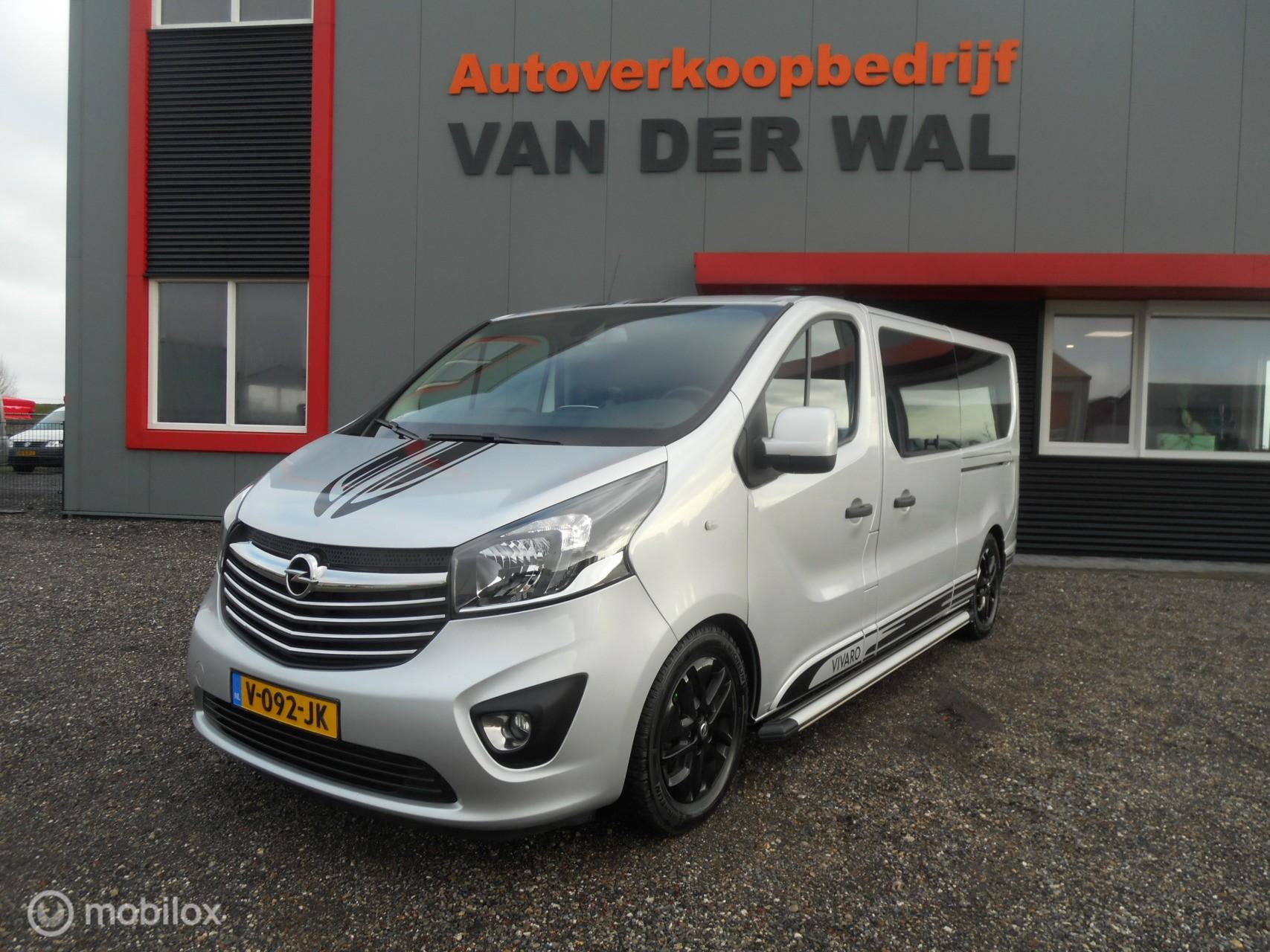 Opel Vivaro bestel 1.6 CDTI L2H1 DC SPORT INNOVATION