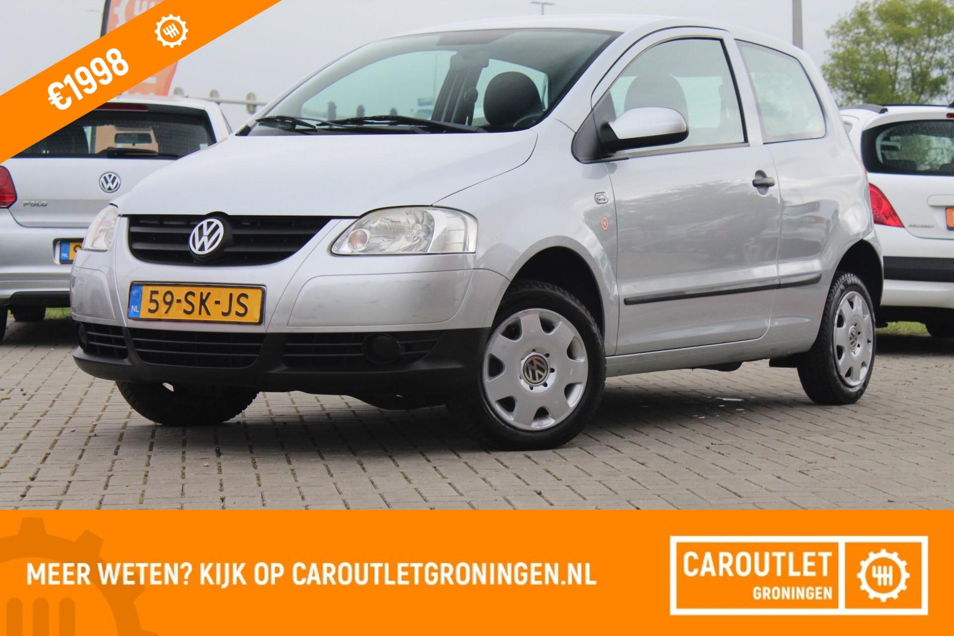 Caroutlet Groningen - Volkswagen Fox 1.2 | ELEK PAKKET | HOGE INSTAP | NW APK