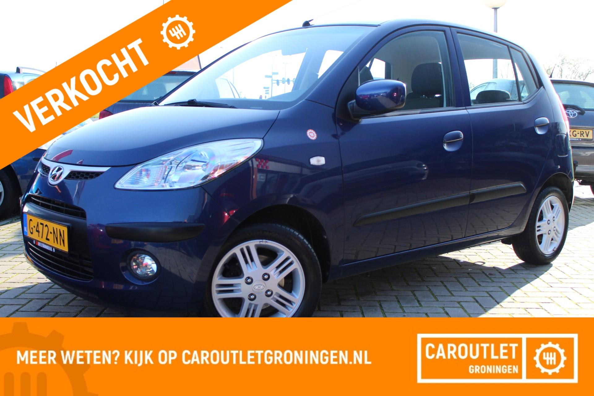 Caroutlet Groningen - Hyundai i10 1.1 Active Cool   AIRCO   NW APK   HOOGZITTER