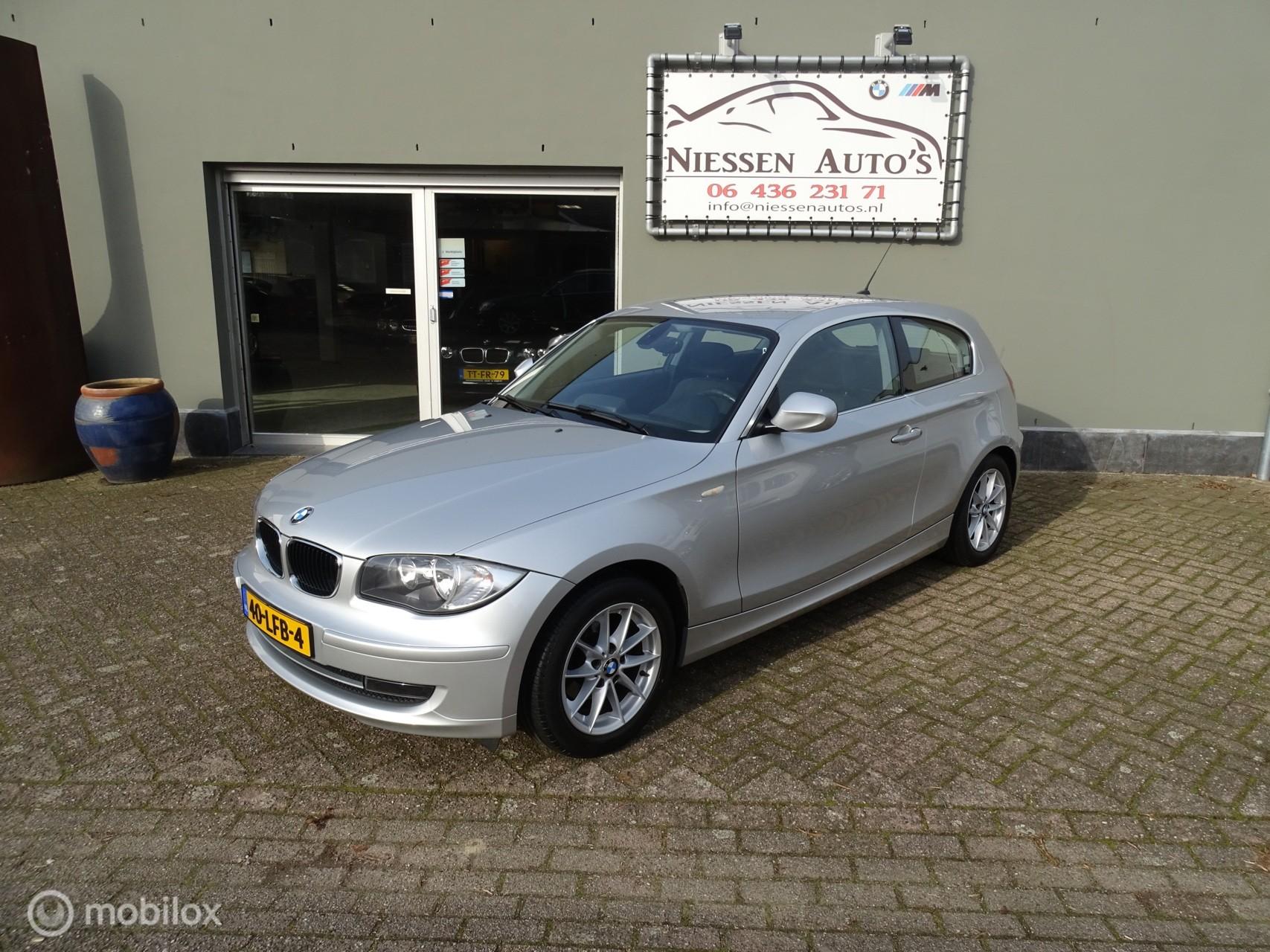 BMW 1-serie E81 116i Business Line Navi/Airco/NAP