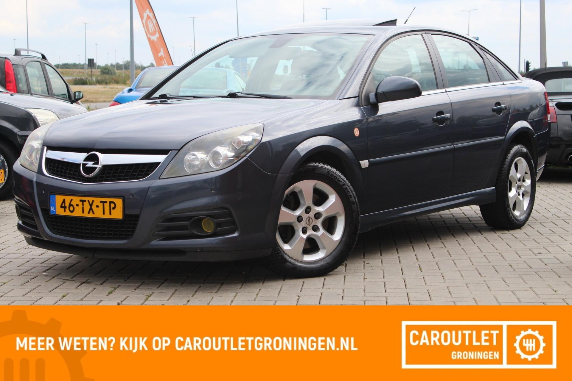 Opel Vectra GTS 3.0 V6 CDTi Executive | 2007 | SCHUIFDAK | NAVI