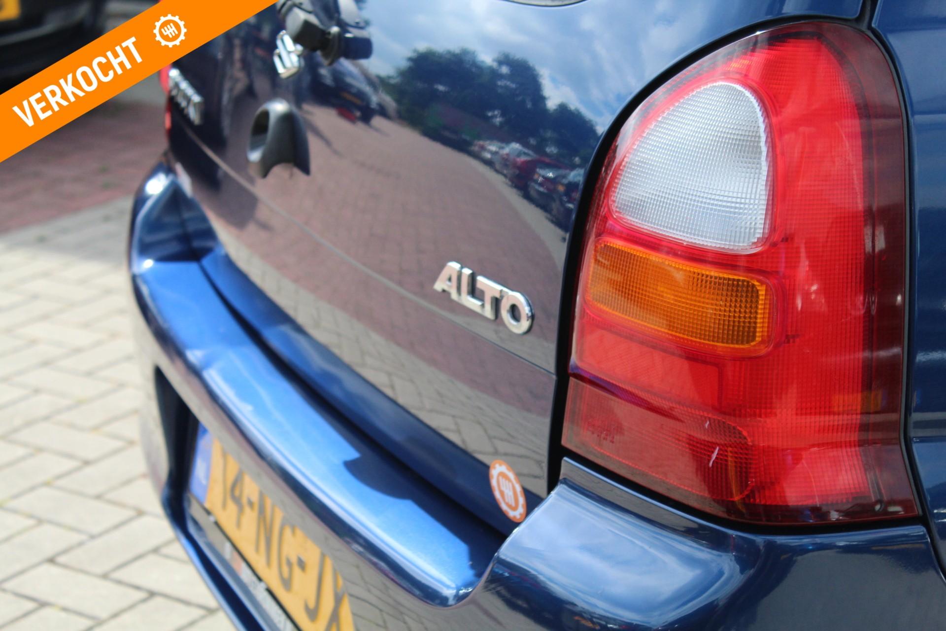 Caroutlet Groningen - Suzuki Alto 1.1 GLS | 2003 | AUTOMAAT | ELEK PAKKET