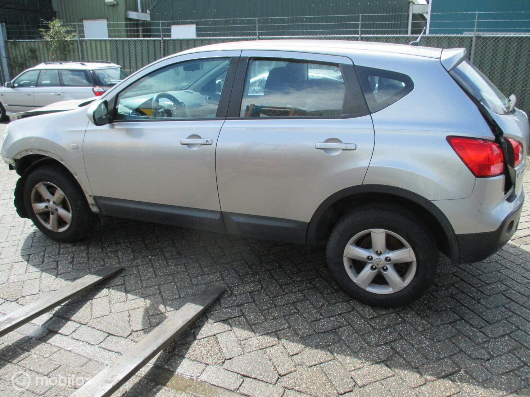 Onderdelen Nissan Qashqai 1.6 Acenta 2008