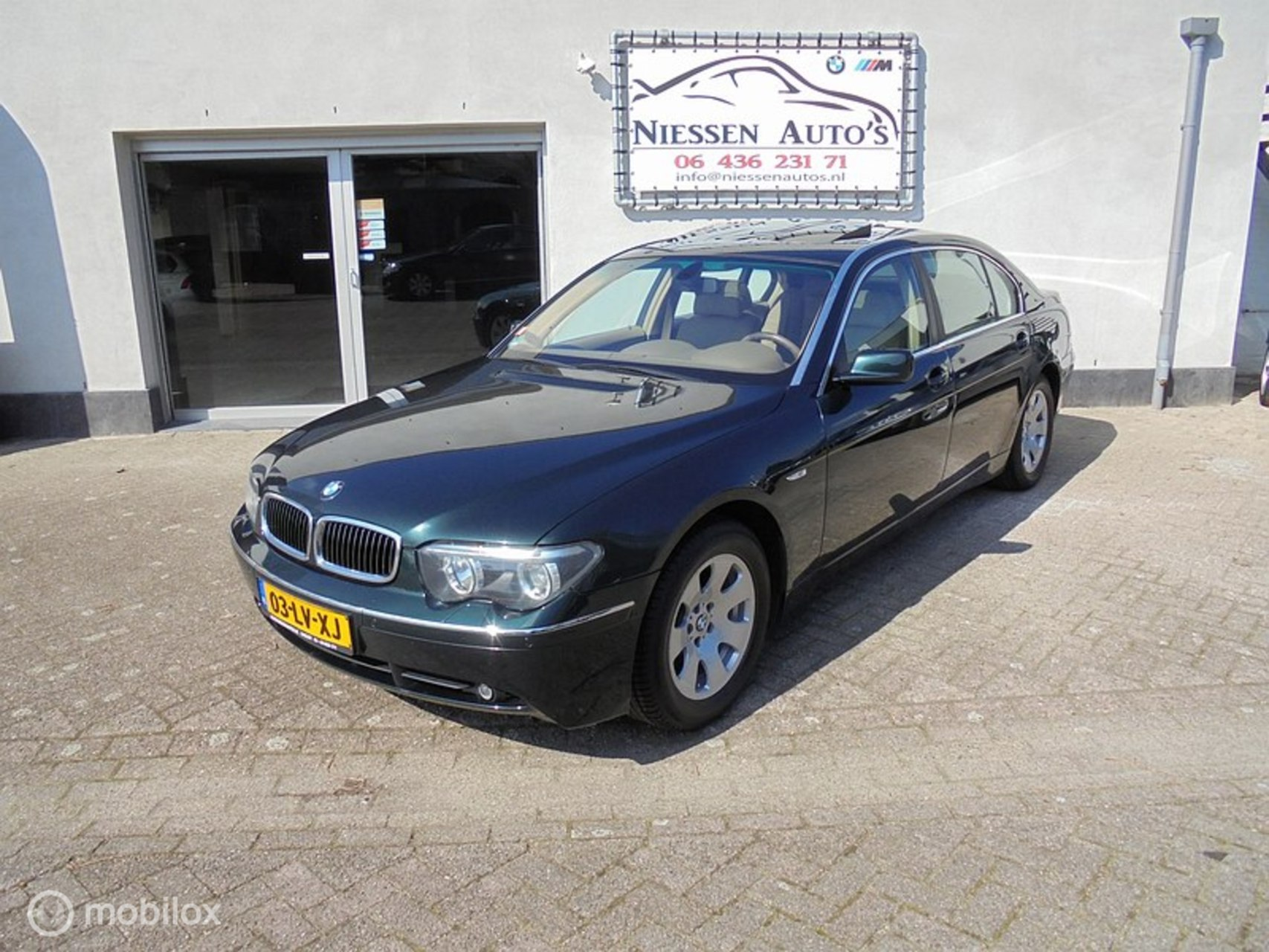 BMW 7-serie E65 745Li Executive Youngtimer/NAP/Softclose