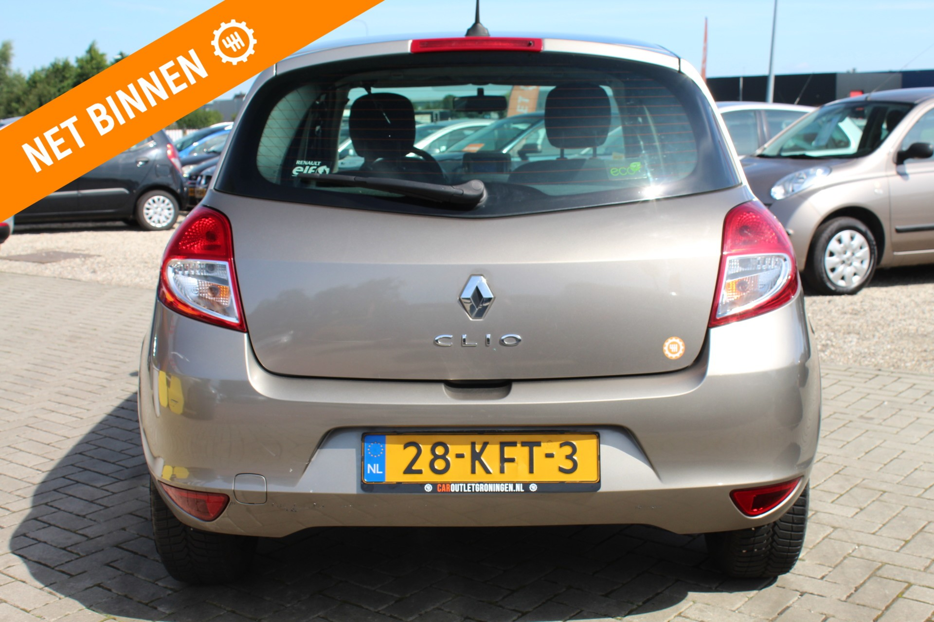 Caroutlet Groningen - Renault Clio 1.2 Special Line | NAVI | AIRCO | 121.000KM |