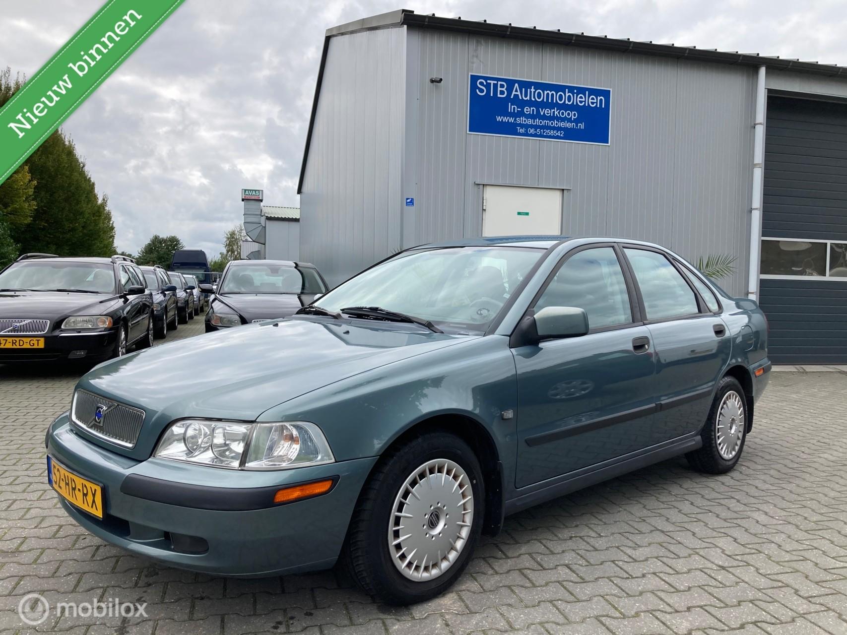 Volvo S40 1.8, Slechts 82.924 km's