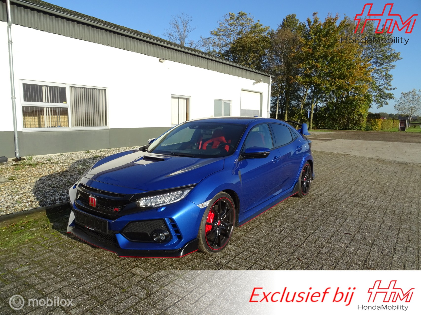 Honda Civic 2.0 i-VTEC Type R GT