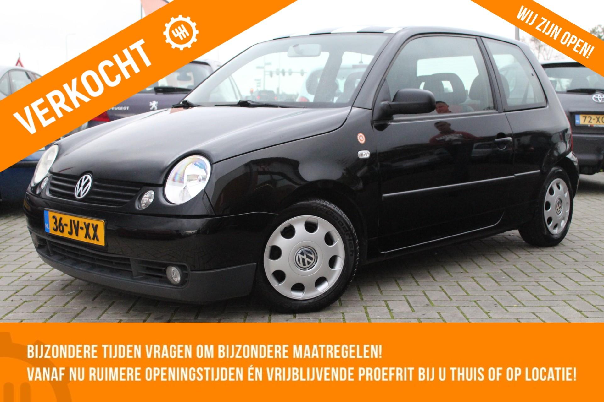 Caroutlet Groningen - Volkswagen Lupo 1.4   SPORTIEF   05-2020 APK   STUURBEKR