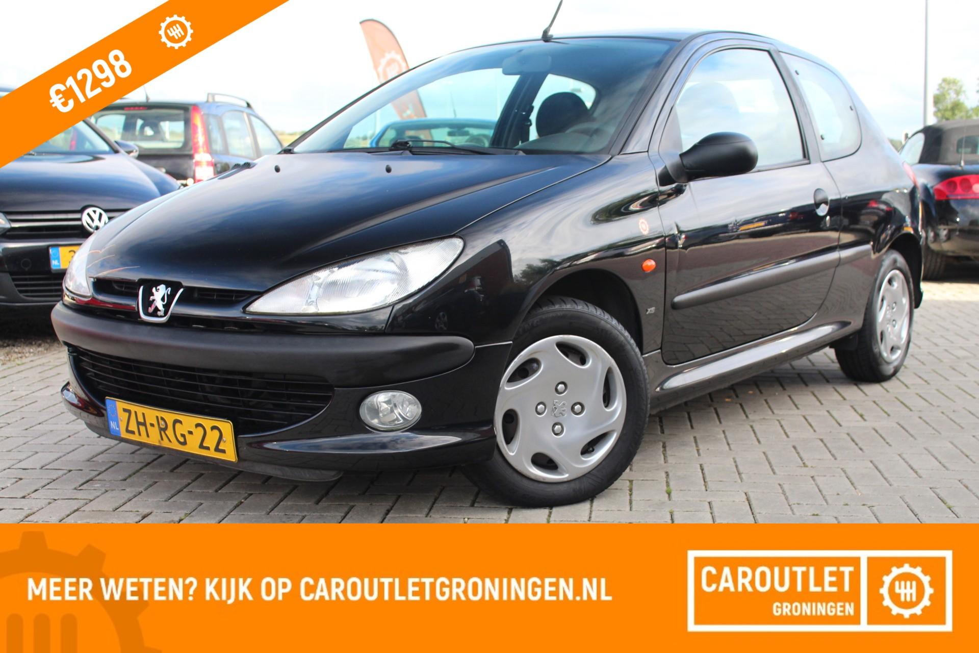 Peugeot 206 1.4 XR | APK 06-2020 | 167.000KM |