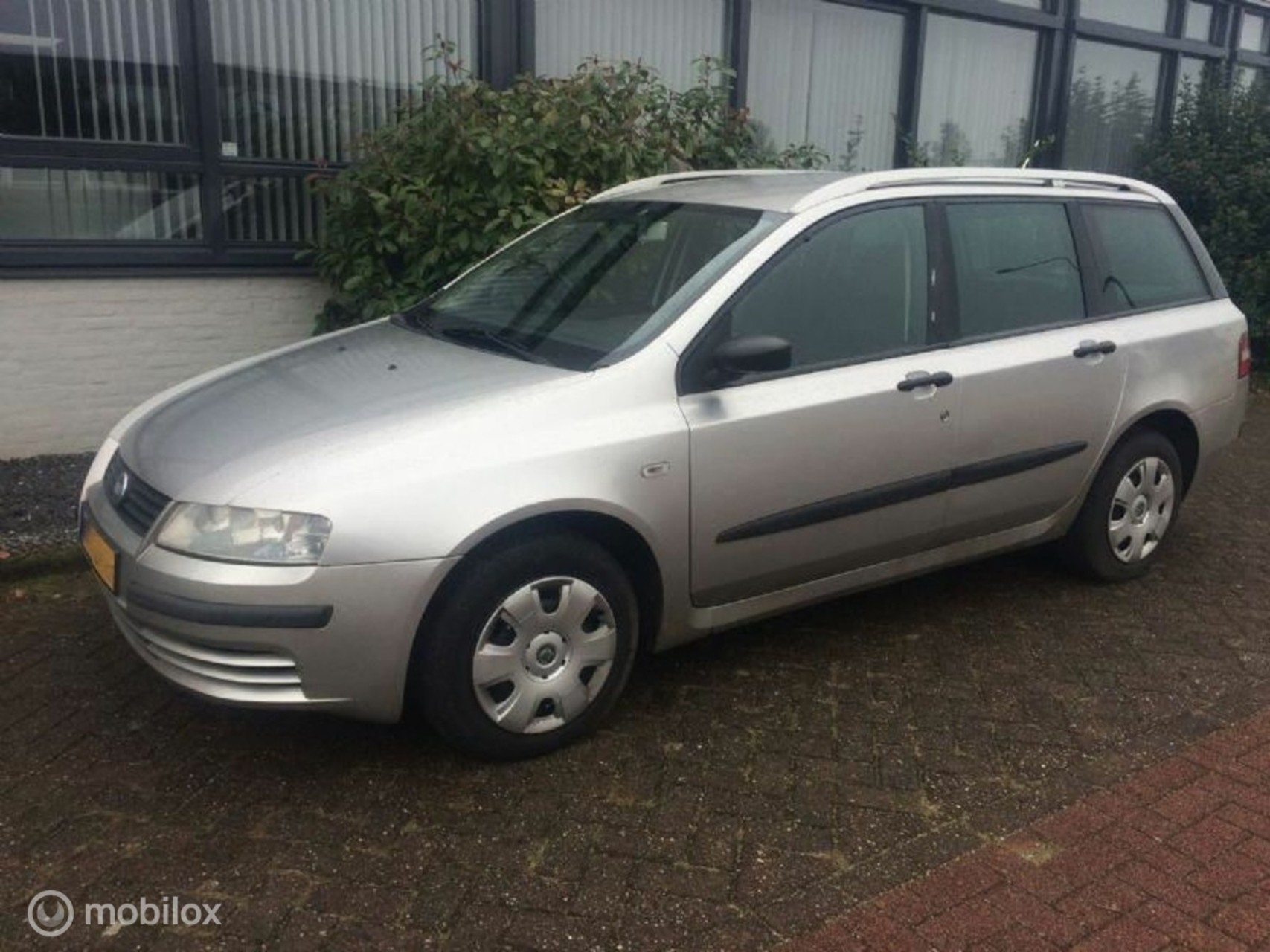 Fiat Stilo Multi Wagon - 1.9 JTD Active AIRCO