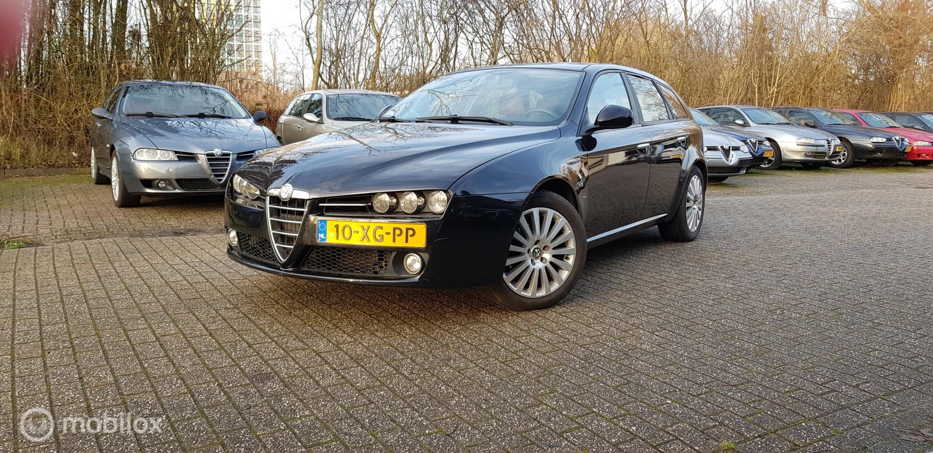 Alfa Romeo 159 SW 2.2 JTS NW. BND/KETTING/KOPPELING GR. BRT!!!