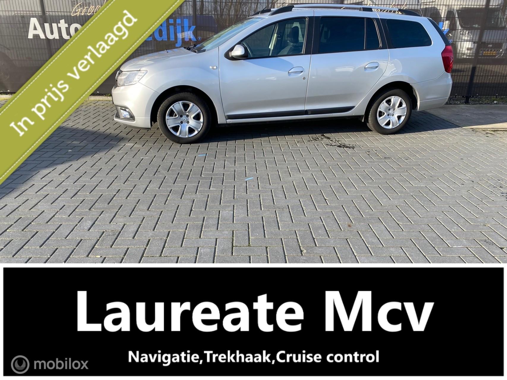 Dacia Logan MCV 1.5 dCi Laureate Navi,Trekhaak 139 Dkm Bj 17