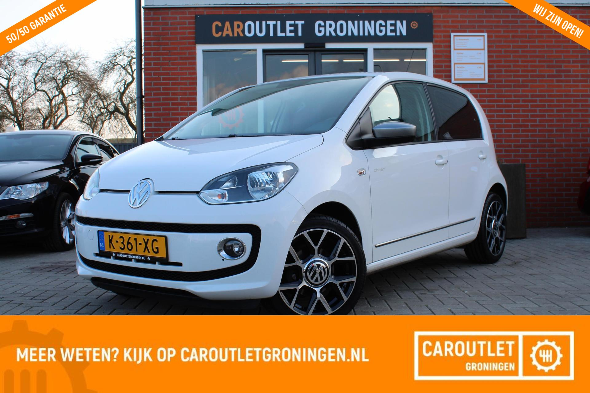 "Caroutlet Groningen - Volkswagen Up! 1.0 Cheer up! BlueMotion | 16"" LMV 